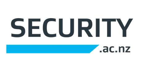 OWASP security.ac.nz  - Wellington tickets