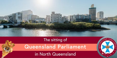 School Visits - Regional Sitting of Queensland Parliament Townsville tickets