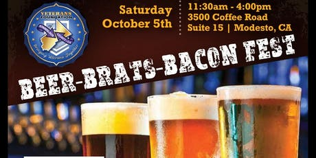 BEER-BRATS & BACON FEST tickets