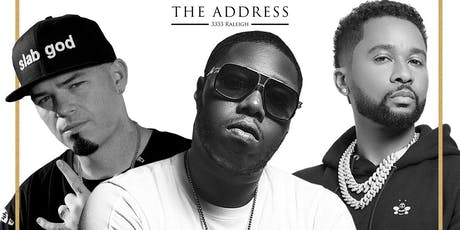 Z-RO & PAUL WALL LIVE AT THE PRODUCER SERIES @ THE ADDRESS tickets