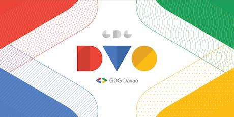 Google I/O Extended - Davao 2019 tickets