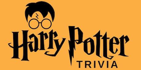 HARRY POTTER Trivia at The Monash tickets