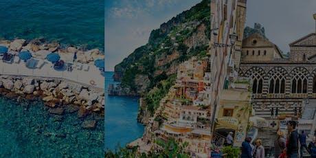 Sorrento Positano Amalfi Combined Tour tickets
