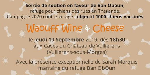 Waouff Wine & Cheese
