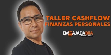 Taller CashFlow - Finanzas Personales entradas