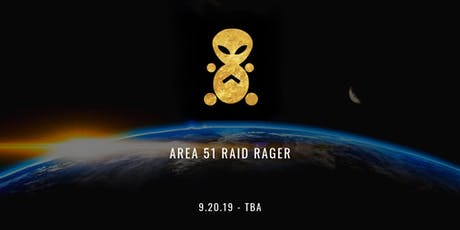 Area 51 Raid Viewing Party tickets