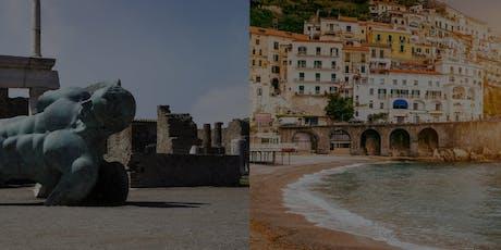 Pompeii Amalfi Coast Combined Tour tickets