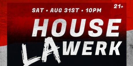 HouseWerk LA tickets