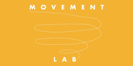 Movement Lab #6 lead by Justin Shoulder tickets