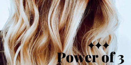 Power of 3: Baby Lights + Melting + Balayage, CT tickets