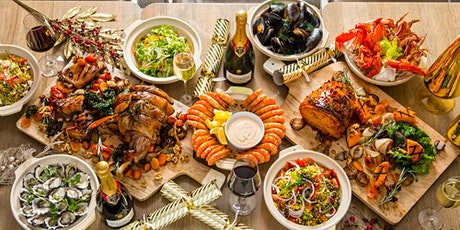 Christmas Day Buffet Dinner - Little Collins St Kitchen tickets