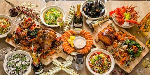 Christmas Day Buffet Dinner - Little Collins St Kitchen