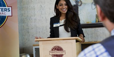 Toastmasters Toasters R Us Open House
