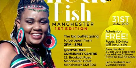 Cultural festival of grilled meat and fish  Manchester 1st edition  tickets