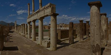Pompeii Tour tickets