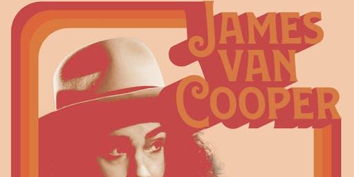 James Van Cooper debuting at Little Alberts @ The Victoria
