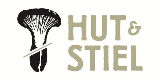 Pilzzucht Workshop mit Hut & Stiel