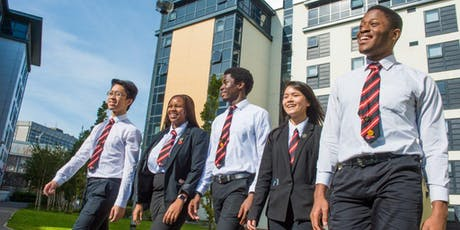 SCHOLARSHIP INTERVIEW DAY, by the NO 1 ranked Sixth Form College in the UK – CARDIFF SIXTH FORM COLLEGE tickets