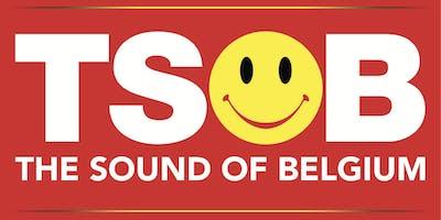 The Sound Of Belgium - TSOB - The Party 2019