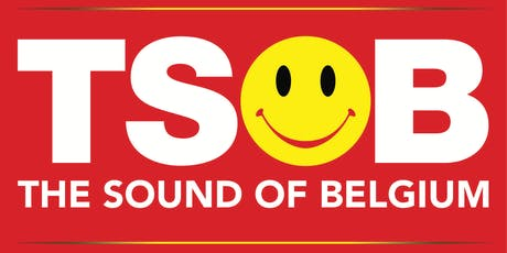 The Sound Of Belgium - TSOB - The Party 2019 billets