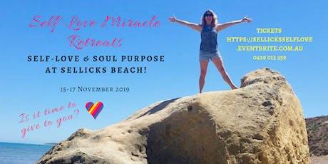 Self-Love & Soul-Purpose: Sellicks Beach Retreat  tickets