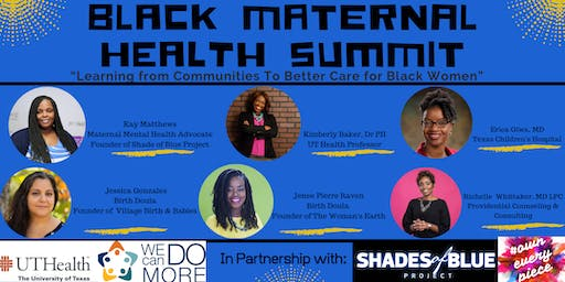 Black Maternal Health Summit