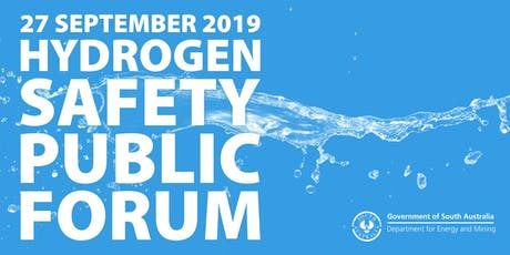 Hydrogen Safety Public Forum tickets