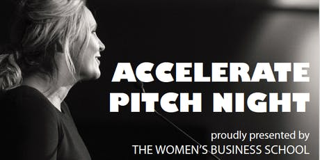 Pitch Night - The Women's Business School tickets