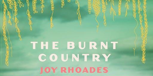 Joy Rhoades in Conversation