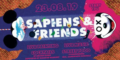 Sapiens & Friends Editie 2