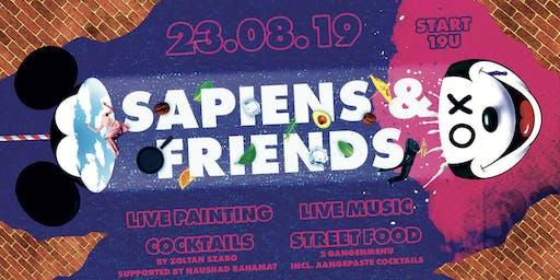 Sapiens & Friends Editie 2