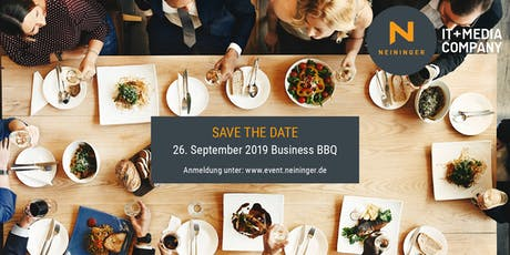 Business BBQ zum Thema BaarCloud Tickets