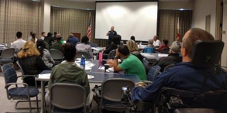 Club Officer Training in Pleasanton tickets
