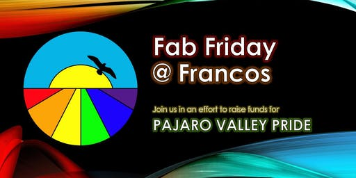 Fab Friday at Francos Norma Jeans Night Club!