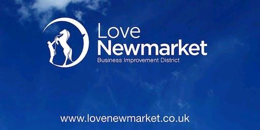 September 2019 Newmarket BID subgroup Meeting - Communities & Networking