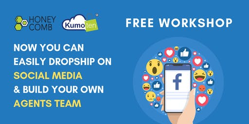 FREE Workshop - How To Dropship On Social Media Easily