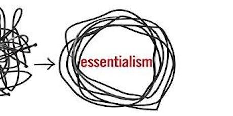 EBBC Munich - Essentialism - The Disciplined Pursuit of Less (G. McKeown) tickets