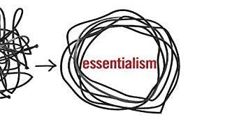 EBBC Munich - Essentialism - The Disciplined Pursuit of Less (G. McKeown)