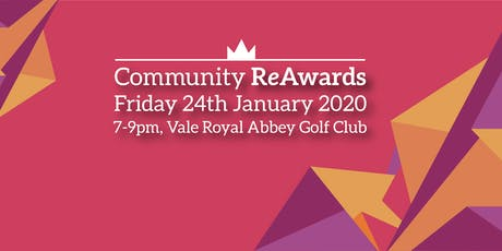 Community ReAwards 2020 tickets