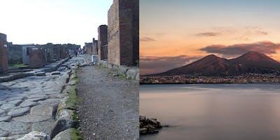 Pompeii Vesuvio Combined Tour