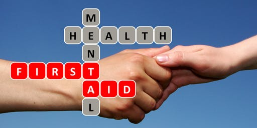 Mental Health First Aid for Adults who Interact with Youth