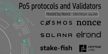 Proof of Stake Protocols & Validators tickets
