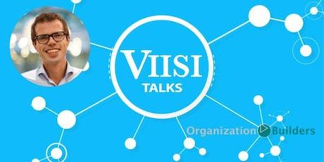 Viisi Talks | Koen Veltman | OrganizationBuilders | Samen bouwen aan de organisaties van morgen tickets