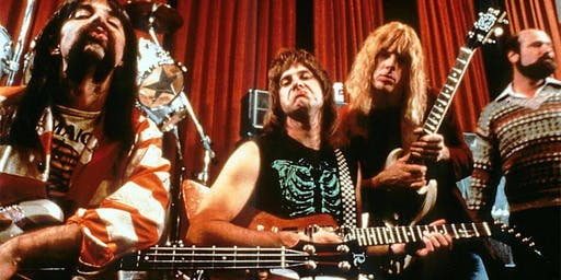 Spinal Tap Movie Night with Free-Flowing Booze and Glam Rock After Party