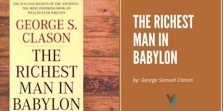 EBBC Munich - The Richest Man In Babylon (G. S. Clason) Tickets