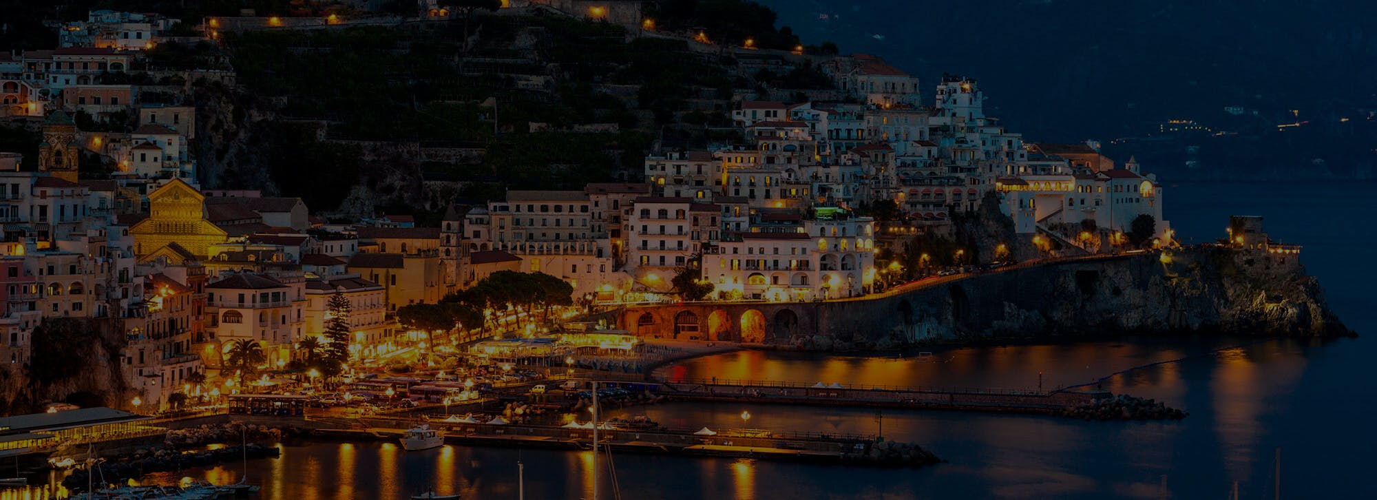 Amalfi Coast with boat excursion Tour