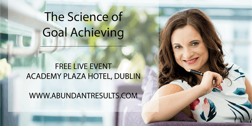 The Science of Goal Achieving – Free Live Event