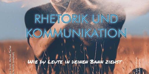 J1: In Erinnerung Bleiben: Präsentationsrhetorik und Kommunikation