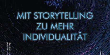 J3: Bewerbungsgespräch: Mit Storytelling zu mehr Individualität Tickets