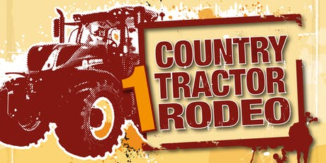Country Tractor Rodeo - Fiera Santo Stefano tickets